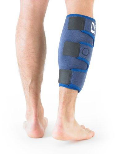 NEO G Calf/Shin Support-Medical HELPS protect medial syndrome, strains, recovery & SIZE Unisex Brace