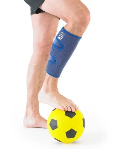 NEO Calf/Shin Support-Medical Quality, protect shin splints, medial tibial stress strains, sprains, recovery & SIZE Unisex