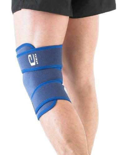 Neo G Closed Brace Support For Arthritis, Pain, Meniscus Pain, Rehabilitation - 1 Device - - Blue