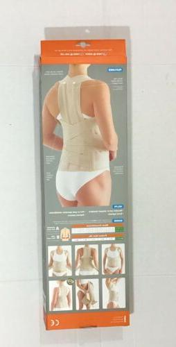 Neo G Dorsolumbar Support Brace Kyphosis Posture Post Medium