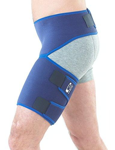 Neo G Groin - Support For Pain, Groin, Nerve Pain, Hamstring Wrap Class 1 Medical One Size