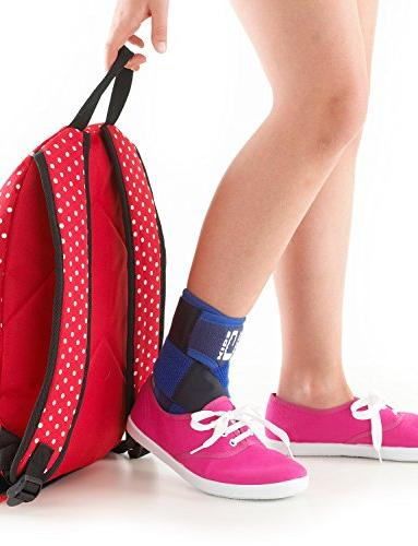 Neo for - For Joint Ankle Injuries, Gymnastics, Basketball, Adjustable One Size