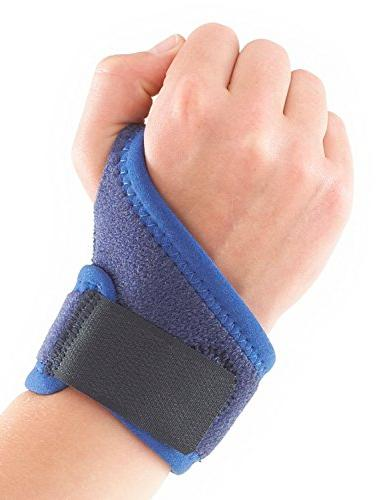 Neo for Kids - For Juvenile Arthritis, Pain, Hand Sports, Tennis Adjustable - 1 Medical One Size