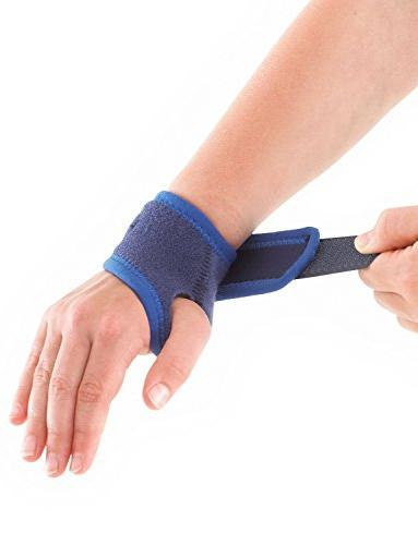 Neo G Wrist for For Juvenile Arthritis, Joint Pain, Hand Strains, Sports, Gymnastics, Tennis 1 One Size