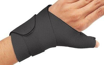 new wrist thumb wrap support stabilizer brace