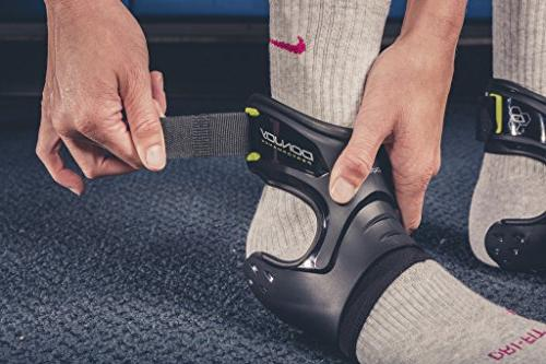 DonJoy Ankle Brace, for Stability, Strains Soccer, Basketball, Lacrosse,