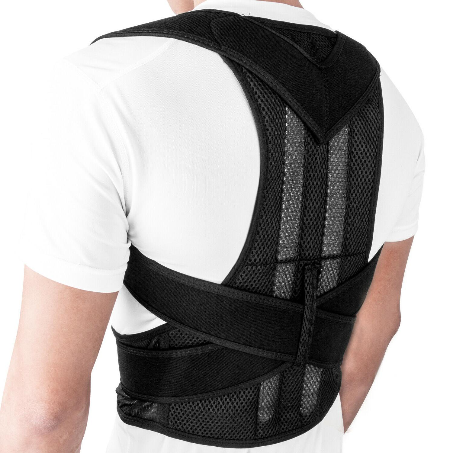 Posture Back Brace Trainer For Pain