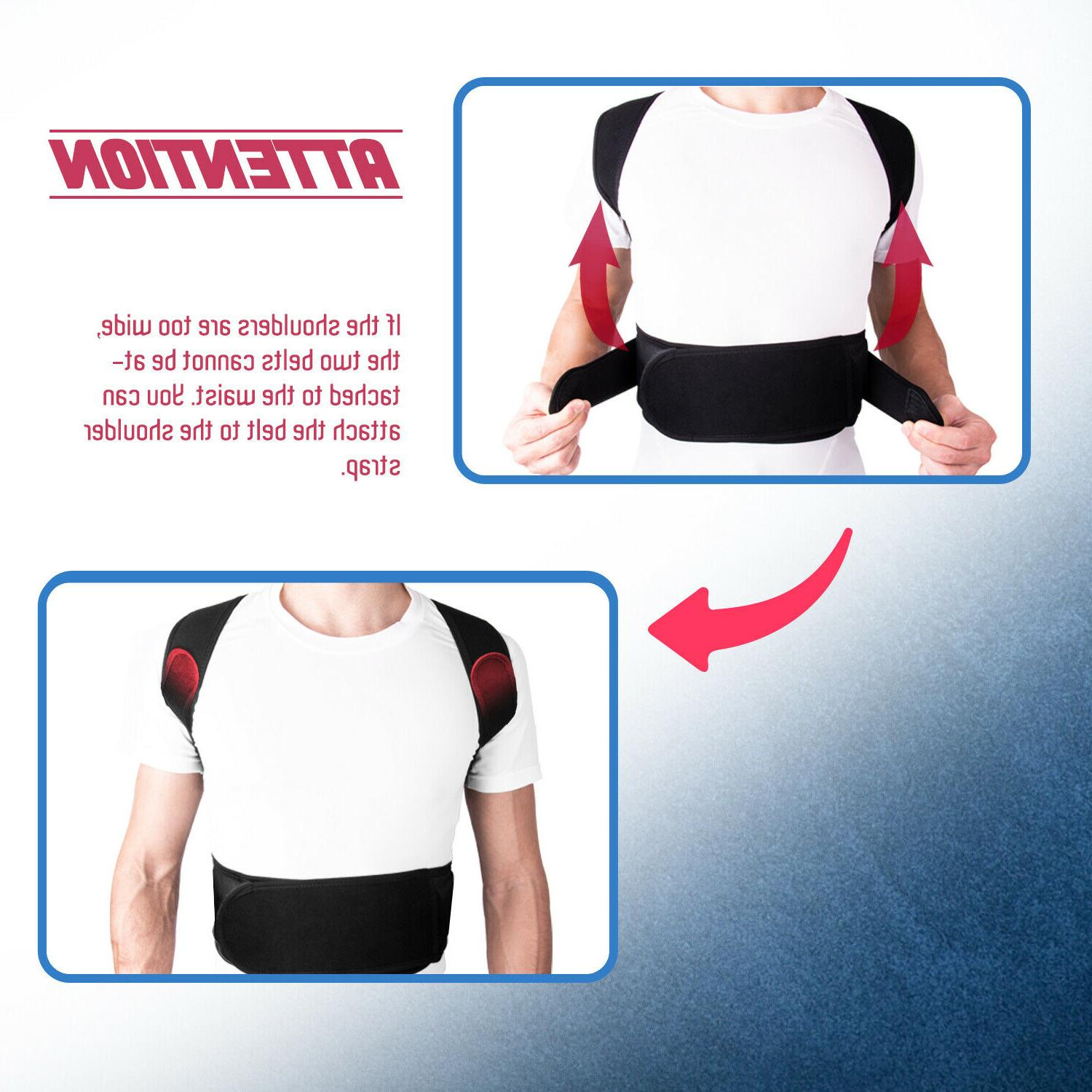 Posture Trainer For