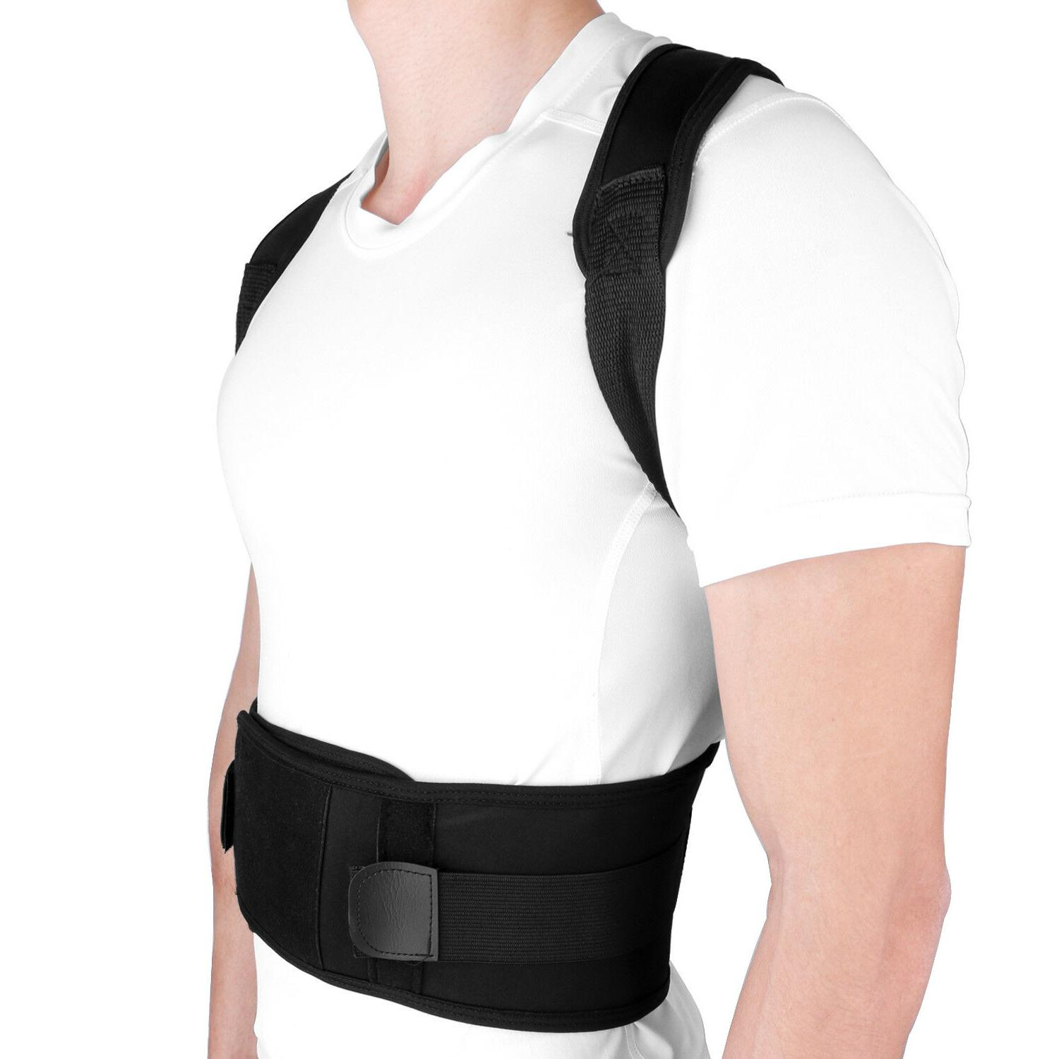 Men Women Magnetic Posture Corrector Back Support