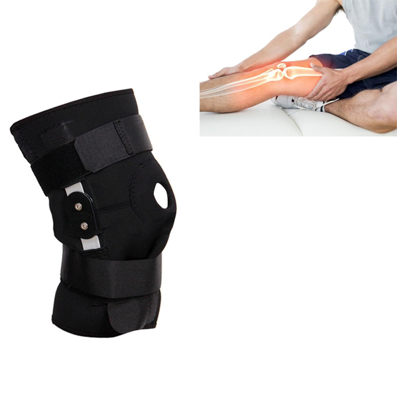 Professional Sports Adjustable Hinged <font><b>Support</b></font> Protector