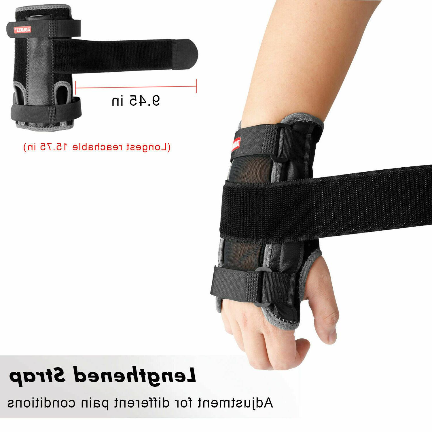 Right Brace Support Tunnel