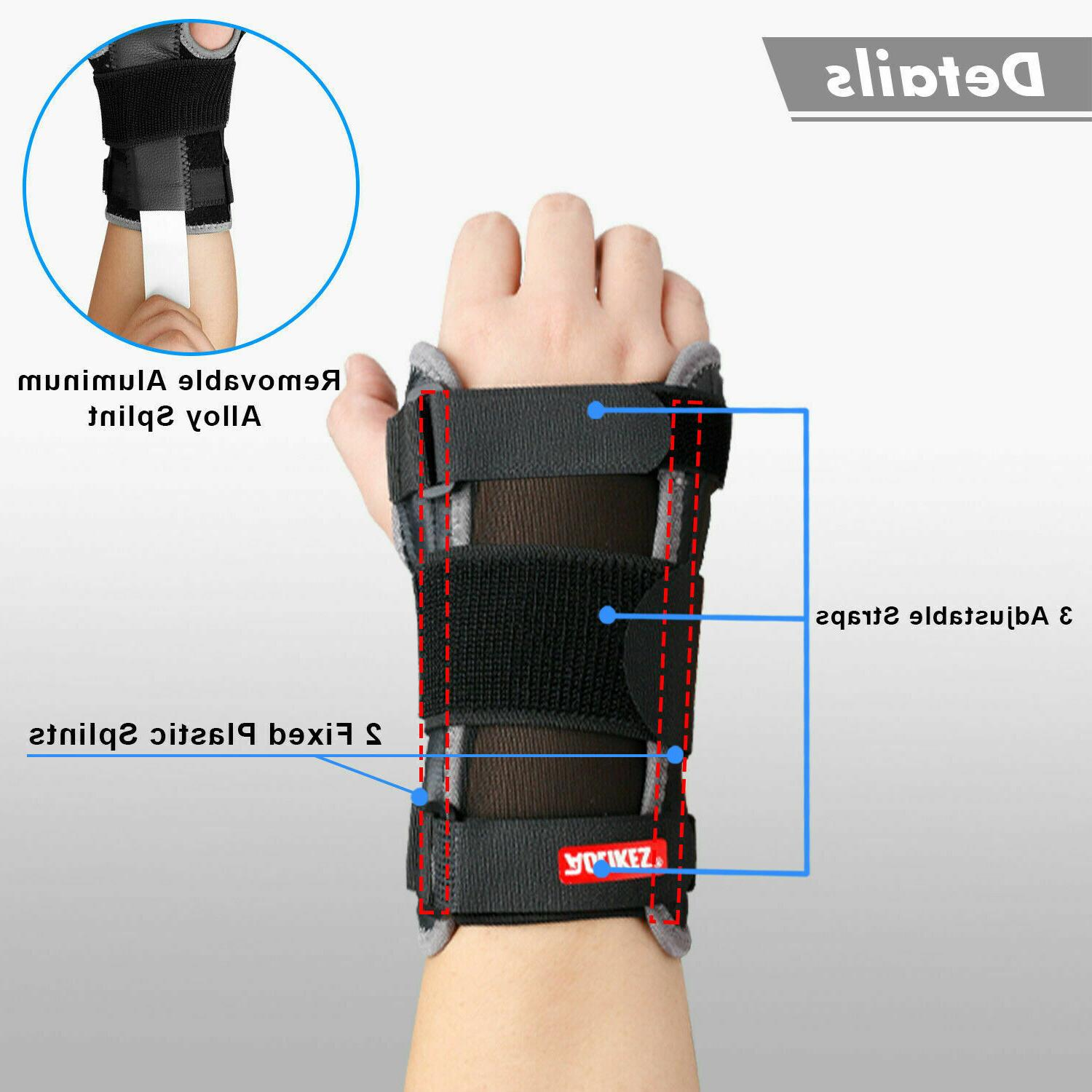 Right Brace Splint Tunnel Sprain Arthritis