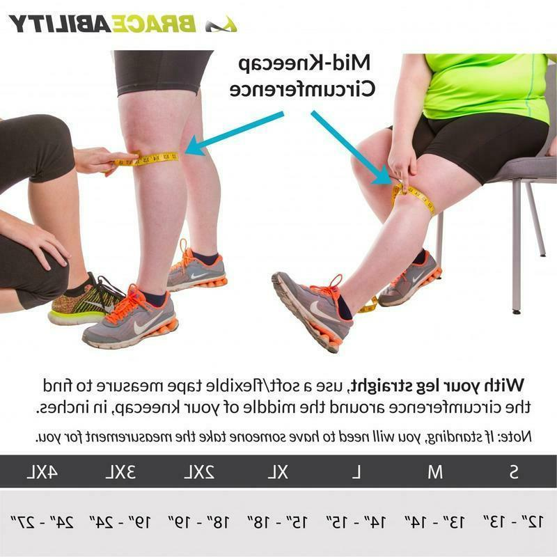 Runners - Patella Pain Support for Running,