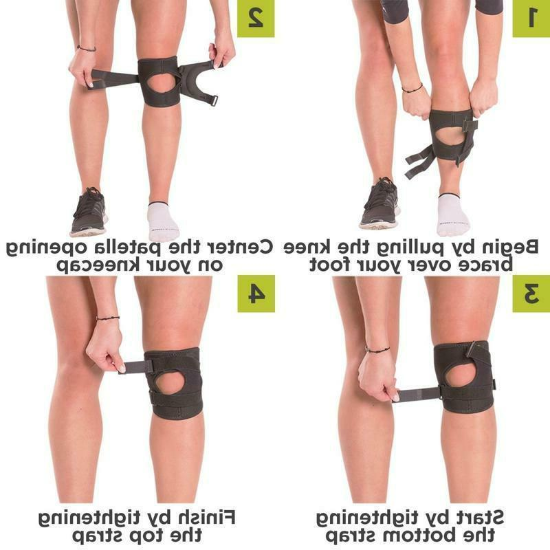 Runners Brace Patella Tracking Pain Support for Running,