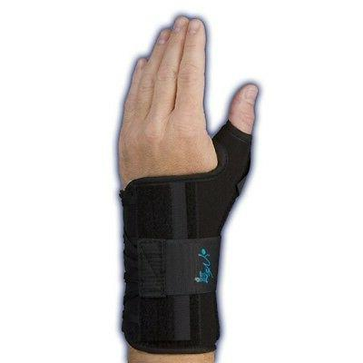 ryno lacer wrist and thumb support short