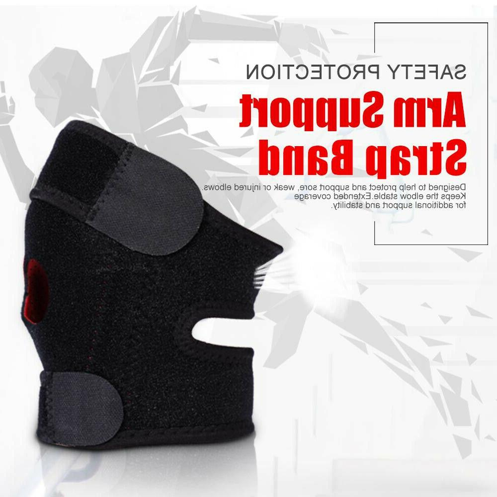Tennis Brace Support Sleeve Tendonitis Joint Pain Band