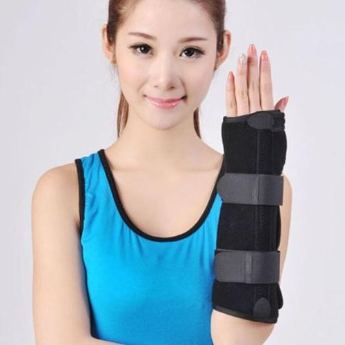 Wrist Splint Carpal Sprain Strain Breathable-Band