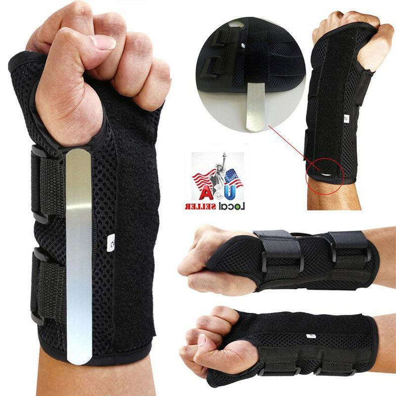 Wrist Support Splint Brace Carpal