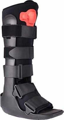 ProCare XcelTrax Air Tall Walker Brace / Walking Boot, Large