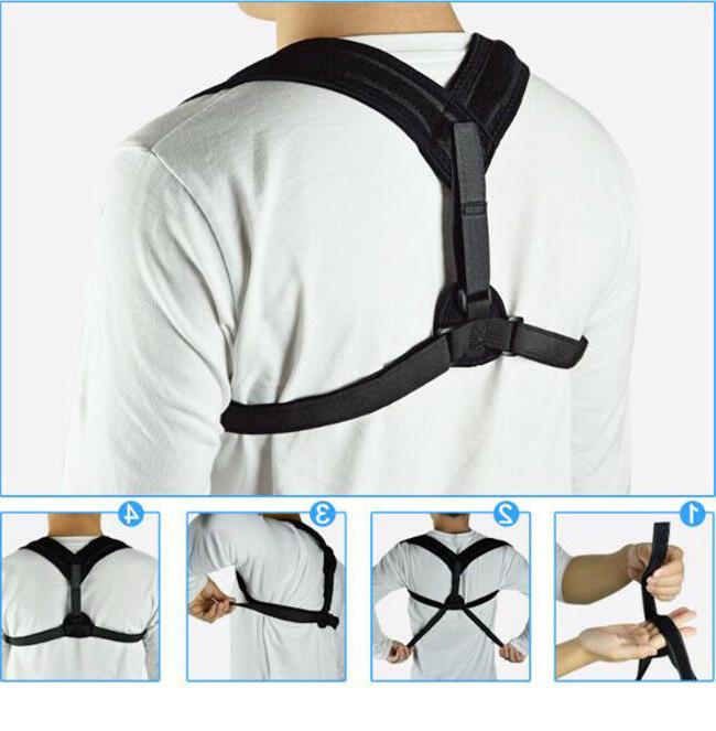 ZC Support & Posture Corrector For Back Pain