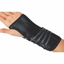 ProCare Lace-Up Wrist Support 7 Inch Carpal Tunnel Brace, Le