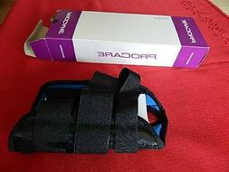 Procare Left Wrist Brace Support Size XS for Carpal Tunnel S