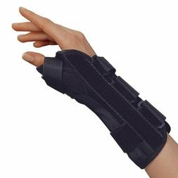 OTC Wrist-Thumb Splint, 8-Inch Adult, Lightweight Breathable