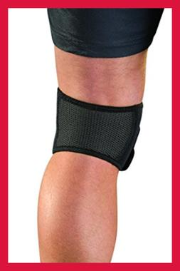 Mueller Max Knee Strap BLACK One Size Fits Most