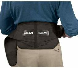 Mueller 64179 Lumbar Support Back Brace with Removable Pad,