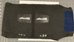 Mueller Adjustable Lumbar Support Back Brace w/ Removable Pa