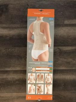 Neo G Dorsolumbar Support Brace - Back for Early Kyphosis, M