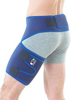 Neo G Groin Brace - Support For Joint Pain, Pulled Groin, Sc