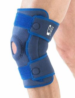 Neo G Knee Brace, Hinged Open Patella - Side Hinges Support