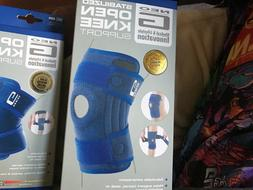 Neo G Knee Brace Hinged Open Patella - Side Hinges Support F