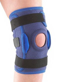 Neo G Knee Brace for Kids, Hinged Open Patella - Side Hinges