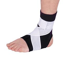 AliMed Neoprene Ankle Support with Strap, Large