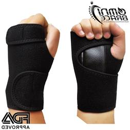 neoprene wrist support brace carpal tunnel relief