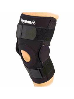 NEW McDavid 422R Knee Brace w/ Dual Disk Hinges Level 3 Supp