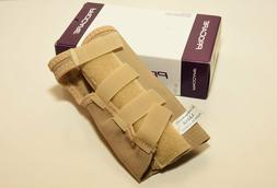 New PROCARE Elastic Wrist Brace Metal Stay Carpal Tunnel Sup