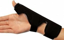 NEW THUMB SPLINT BY PROCARE ABDUCTED THUMB UNIVERSAL SPLINT