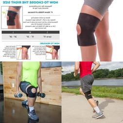 Braceability Nonslip Knee Support Comfortable No Sweat Women