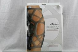 DonJoy OA Osteoarthritis Reaction WEB Knee Support Brace Med