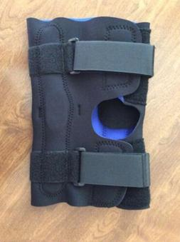 Procare Orthopedic Reddie Hinged Knee Brace Support ~ Size M