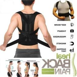 Pain Relief Comfort Posture Corrector and Back Support Brace