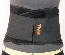 """NMT Lower Back Brace"" ~ Pain Relief ~ Lumbar Support Belt ~"
