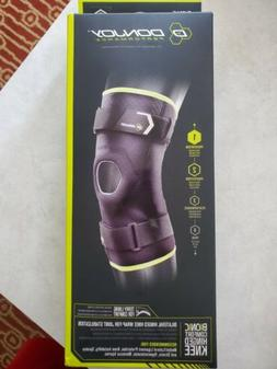 DONJOY Performance Bionic Hinged Knee Brace Bilateral Joint