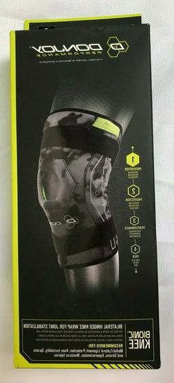 DonJoy Performance Bionic Knee Brace – Hinged, Adjustable