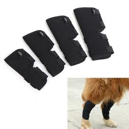 Pet Knee Pads Dog Support Hock Brace for Hind Leg Injury Rec