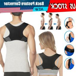Posture Correction Back Shoulder Corrector Support Brace Bel