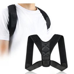Posture Corrector Back Shoulder Support Brace Neck Pain Reli
